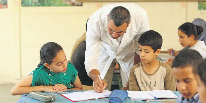 MEN: mouvement de mutation des enseignants en cours