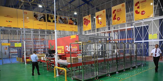 DHL Express ouvre un centre de tri à Tanger
