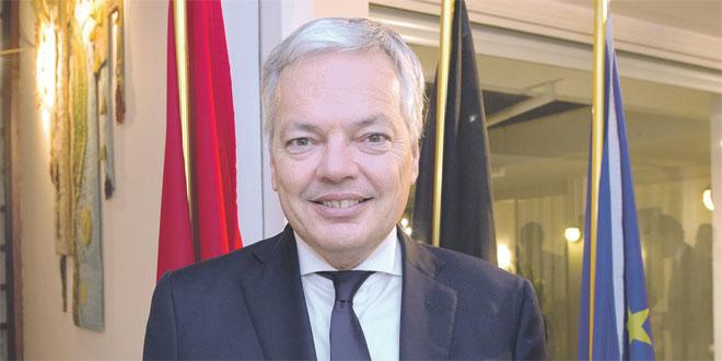 La Belgique entame sa plus grande mission économique au Maroc