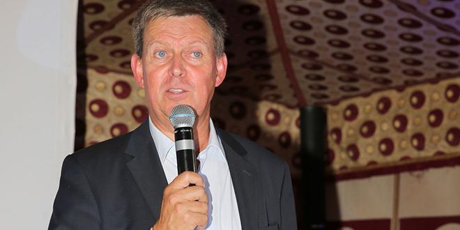 Didier Lamblin, élu président de la Fimalait