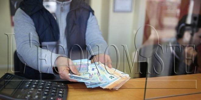 Légère hausse du dirham face à l'euro