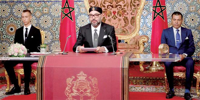 Fête du Trône : L'intégralité du discours royal