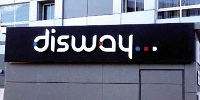 Mouvement dans le capital de Disway