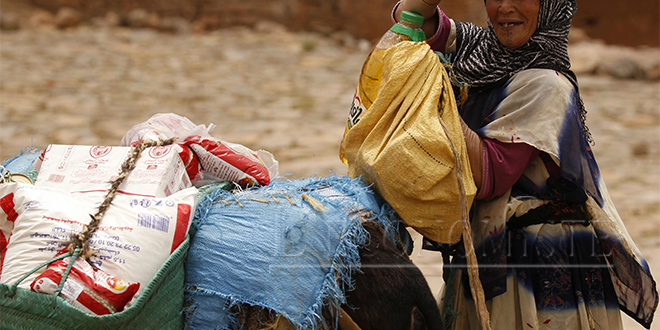 Le nombre de Marocains sous-alimentés a augmenté