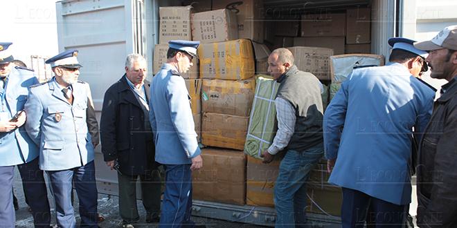 Lutte contre la contrebande : La Douane explose ses chiffres