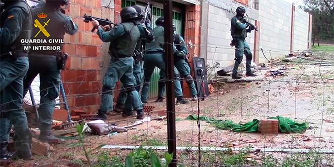 Espane: démantèlement d'un réseau de trafic de drogue