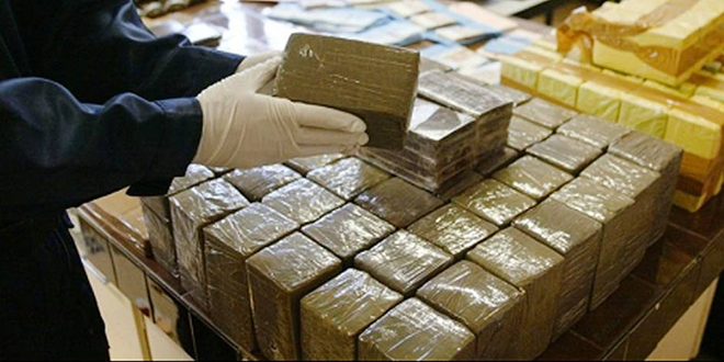 Drogue: Grosse saisie dans le Nord