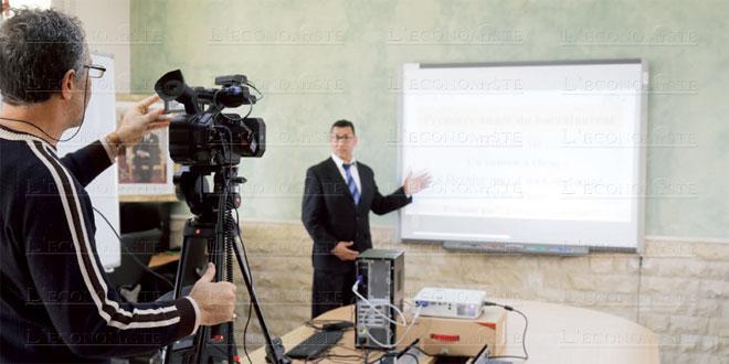 Enseignement à distance: Les cours reprennent