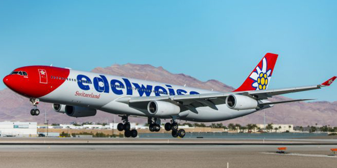 Aérien: Edelweiss reliera Agadir à Zurich