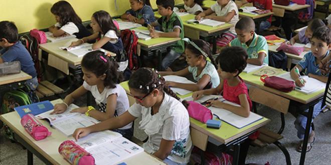 55 nouvelles écoles pour la rentrée de septembre