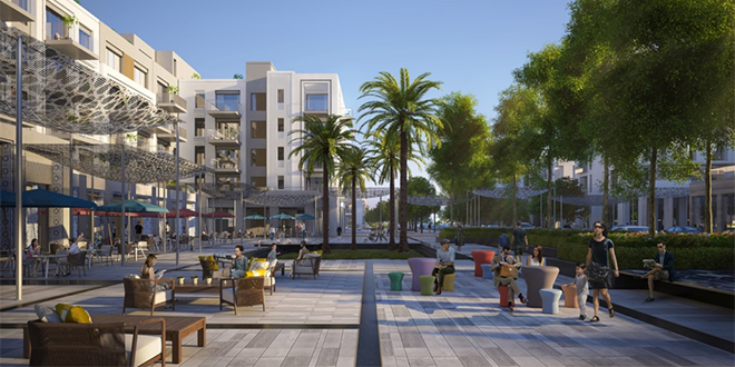 Eagle Hills commercialise la 1re phase des commerces de Rabat Square