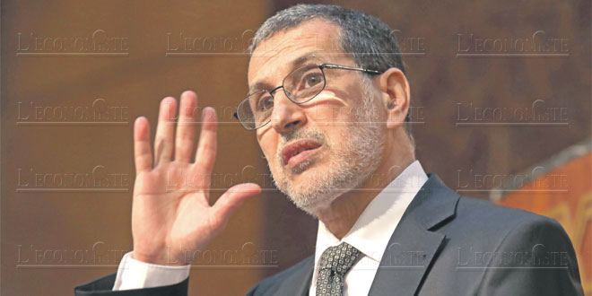 Dialogue social: Un accord en cours de finalisation selon El Othmani