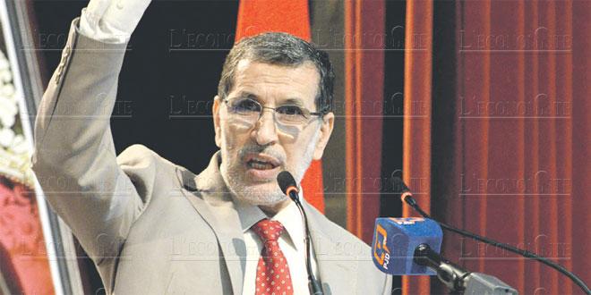 PJD: El Othmani dénonce «les perturbateurs»