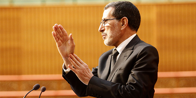 Al Hoceïma : El Othmani choisit la fuite en avant