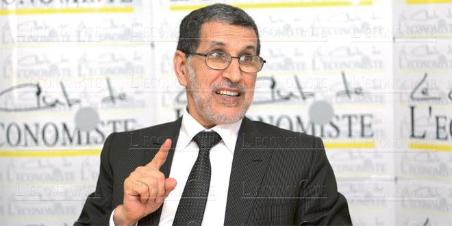 Le chef du gouvernement au Club de L'Economiste: El Othmani veut rétablir la confiance