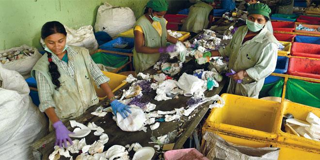 En Inde, une plate-forme open source pour trier les déchets
