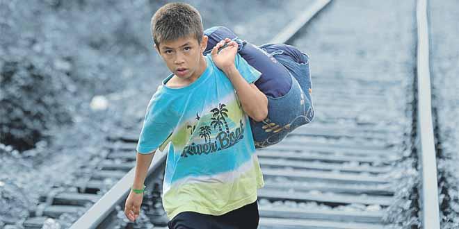 Réfugiés et migrants: les enfants souffrent de graves privations