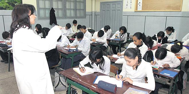 Enseignement : Grosse opération de remplacement des profs