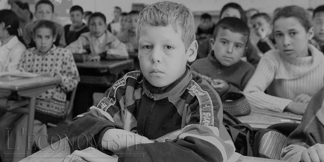 Le tiers des élèves va à l'école le ventre vide