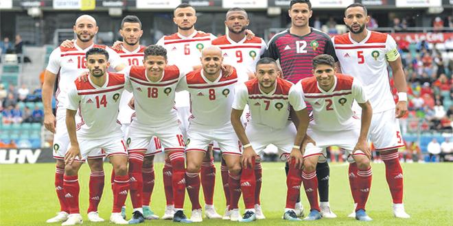 Foot : Maroc-Argentine délocalisé