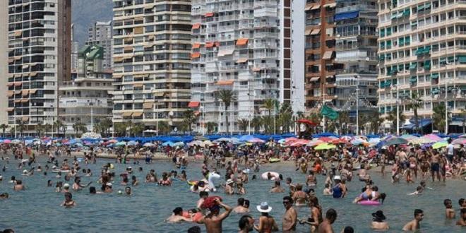 Espagne: Retour des touristes