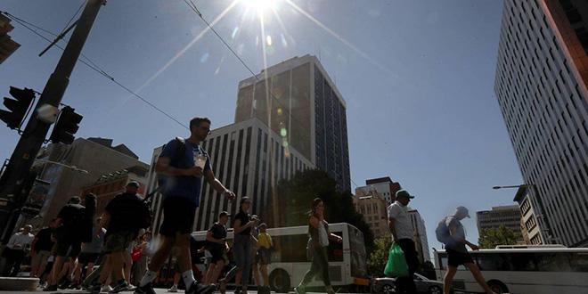 L'Australie vient de vivre son été le plus chaud
