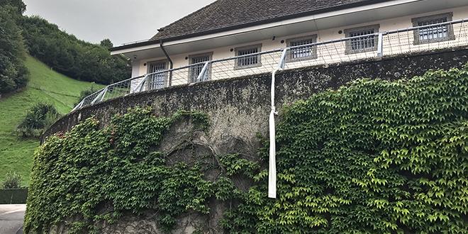 Drôle d'évasion dans une prison en Belgique