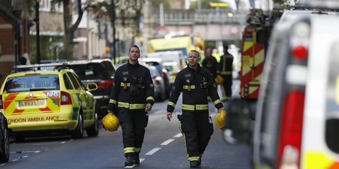 Attentat de Londres : Un suspect arrêté
