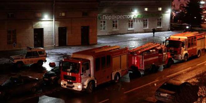 Poutine qualifie l'explosion à Saint-Pétersbourg d'«acte terroriste»
