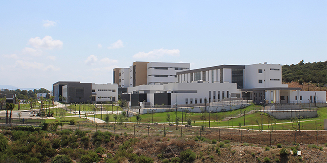 Un laboratoire de science des épidémies à Tanger