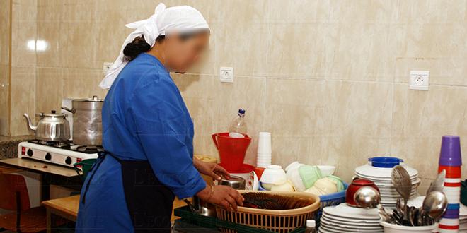 Pour 70% des Marocains, la femme c'est d'abord la maison