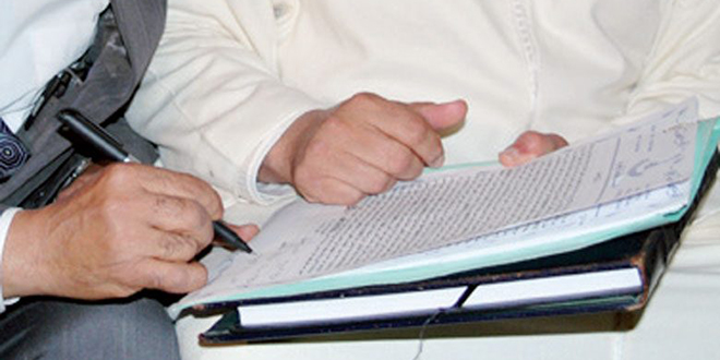 CIMR: retraite pour les adouls