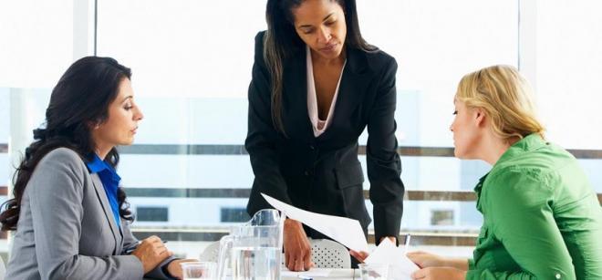 Un nouveau réseau de femmes dirigeantes