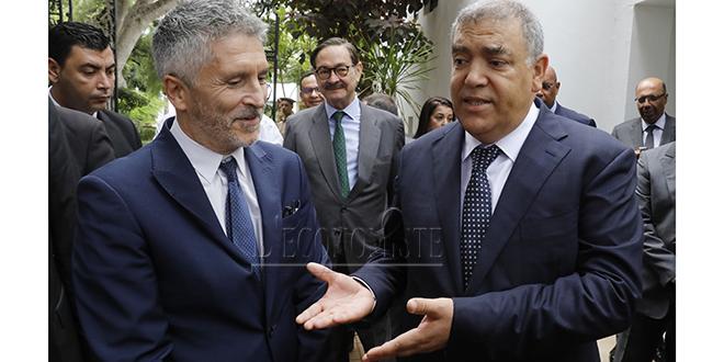 Migrants/ terrorisme: L'Espagne satisfaite de la coopération avec le Maroc