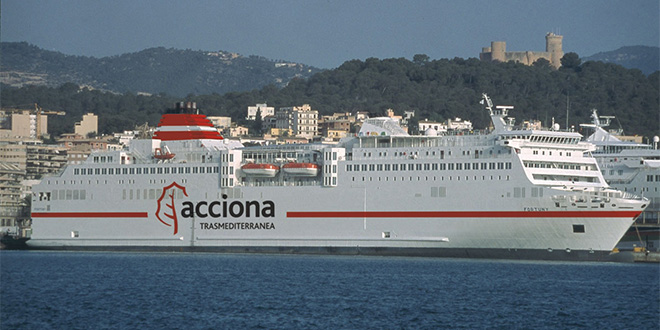 Opération Marhaba : Trasmediterranea déploie sa flotte