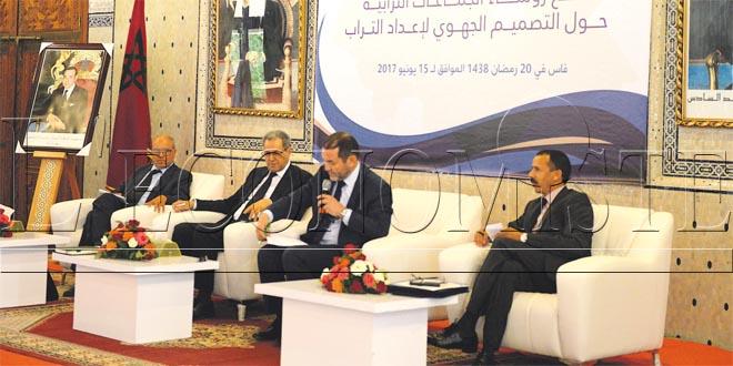 Fès-Meknès/Aménagement du territoire: 190 présidents de communes à convaincre