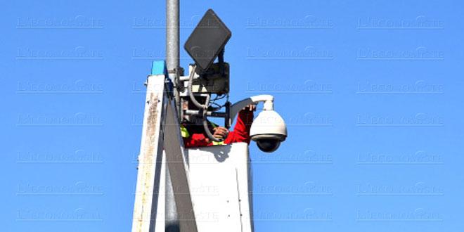 Fès: La police renforce sa vidéosurveillance