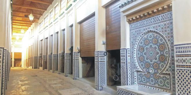 Fès: Des visiteurs émerveillés par l'artisanat du zellige