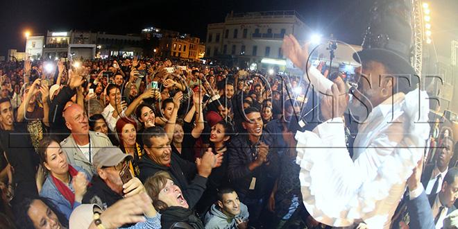 Gnaoua : L'affluence au rendez-vous