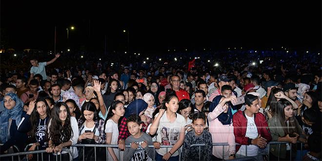 DIAPO/ Festival d'Ifrane : La fête bat son plein