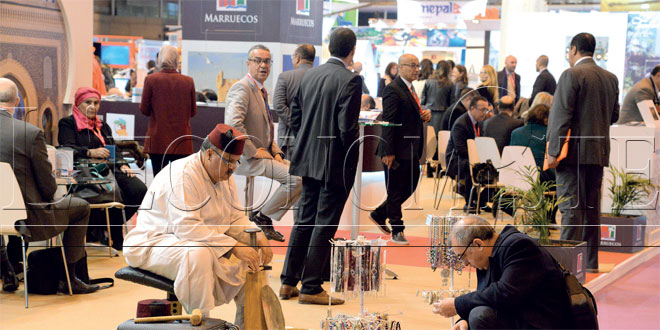 Fitur/Tourisme: Le Maroc surfe sur la reprise