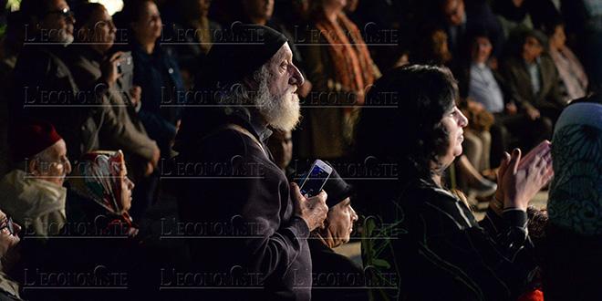 Diapo-Festival de soufisme : Les participants prêchent le vivre-ensemble