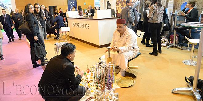 Diapo-Fitur-Tourisme: Le Maroc en force à Madrid