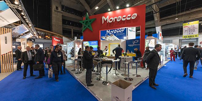 DIAPO/Le Maroc séduit au Seafood de Bruxelles
