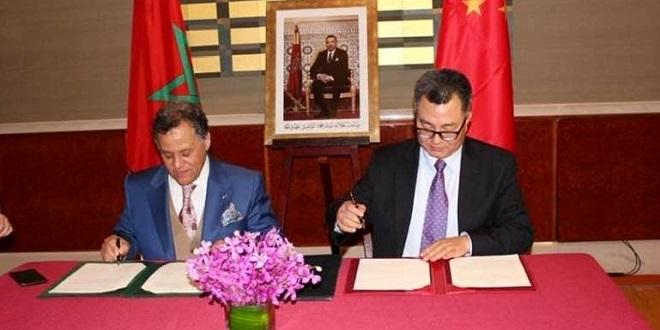 Musée: Le Maroc tiendra une exposition en Chine en février