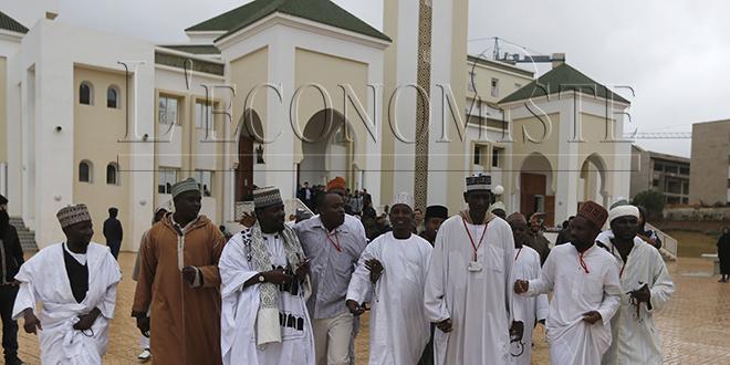 Imams: L'Institut Mohammed VI forme 712 étrangers