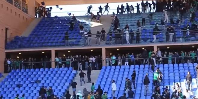 Hooliganisme : 65 personnes en garde à vue