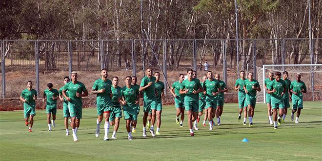 Salé: Le complexe de football de Maâmora fait peau neuve