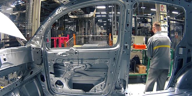 Les usines françaises et espagnoles à l'arrêt — Renault