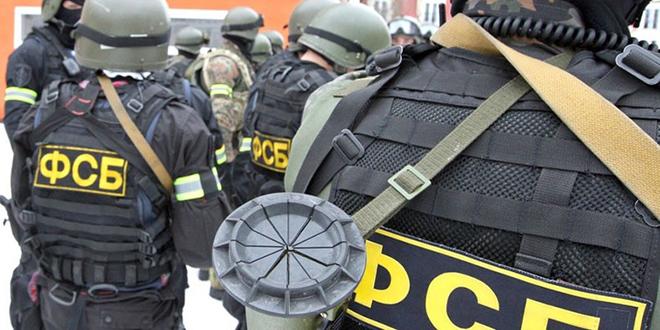 Démantèlement d'une cellule terroriste de Daech en Russie